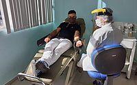 Voluntários devem doar sangue antes de se vacinar contra o sarampo, orienta Hemoal