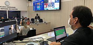Câmara realiza audiência pública para debater Projeto da Lei Orçamentária Anual para 2021