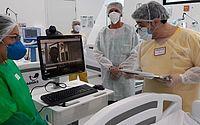 Mais de 300 pacientes com Covid-19 são atendidos no Hospital da Mulher