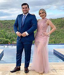 Rafael e Débora Cunha