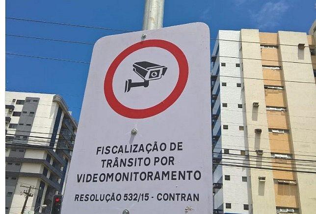 Fiscalização por videomonitoramento terá início a partir do dia 11 de fevereiro, na Ponta Verde