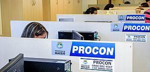 População pode acionar o Procon Maceió para denúncias e reclamações