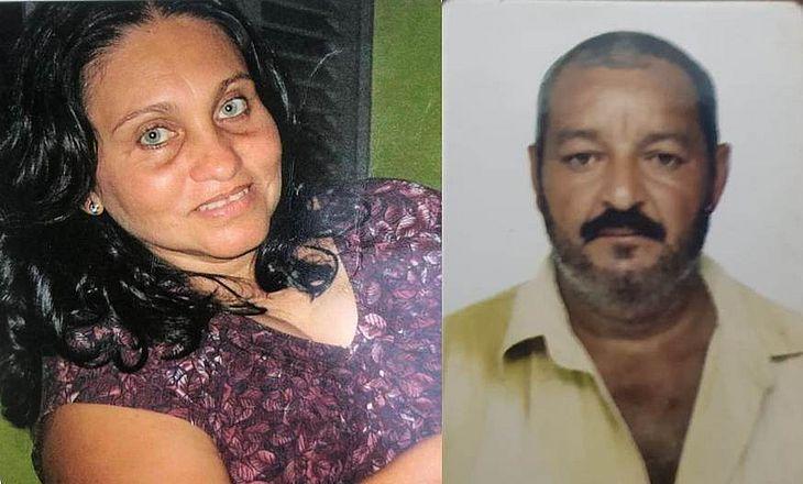 Rosineide foi morta a facadas; marido é suspeito