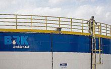 BRK informa sobre distribuição de água após conclusão de reparos no Sistema Aviação