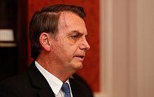 O presidente Jair Bolsonaro discute reforma da Previdência dos militares