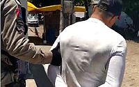 Taxista foi preso em flagrante