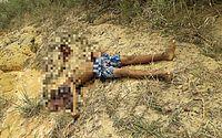 O corpo de Wesley foi encontrado decapitado em uma região conhecida como 'Risca Faca'