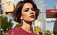 Natural de Alagoas, a modelo Eloísa Pinto Fontes tem carreira internacional