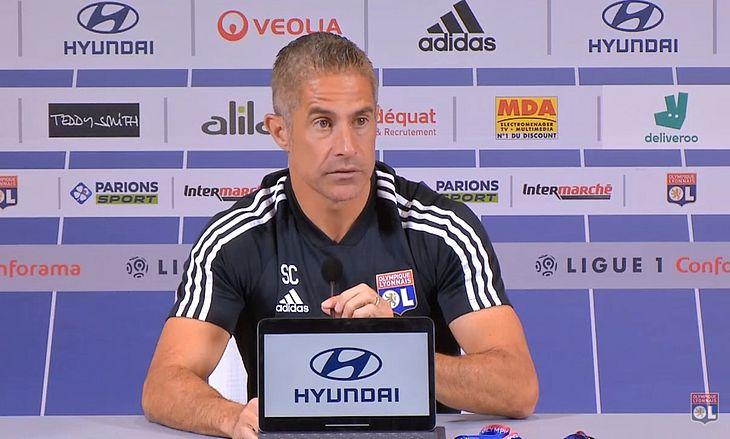 Após nove rodadas do Francês, Lyon demite o brasileiro Sylvinho