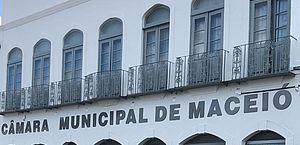 Maceió: Câmara determina sessões ordinárias realizadas temporariamente pela manhã