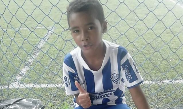 Rhaniel Pedro havia desaparecido após sair de casa para uma aula de reforço escolar