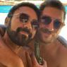 Filho de Mauricio de Sousa comenta perda de seguidores em post com marido