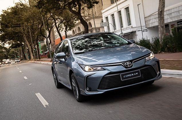 Toyota Corolla é eleito o melhor carro de 2019 no Prêmio Top Car Tv; Confira os vencedores