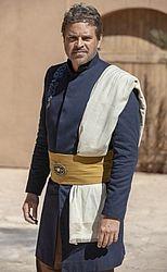 Obadias será o papel de Juan Alba