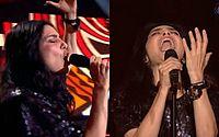 Gritos de Letícia Sabatella durante apresentação na TV viram piada na web