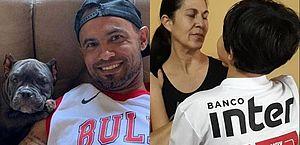 Mãe de Elisa Samudio diz que neto não quer conhecer o goleiro Bruno