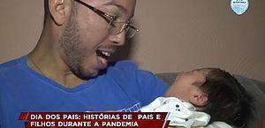 Perdas e vitórias: os relatos de pais e filhos no Dia dos Pais na pandemia