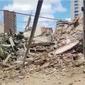 Fortaleza: vídeo mostra síndica, porteiro e trabalhadores tentando fugir no momento da queda do prédio