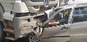 Motorista da carreta fugiu do local do acidente