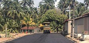 Prefeitura de Maceió finaliza pavimentação na Avenida Beira Mar, na Praia da Sereia
