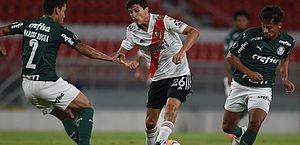 Atlético Mineiro confirma acerto com meia Nacho Fernández