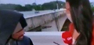 Vídeo: ao vivo, repórter da CNN é assaltada e tem celulares roubados