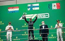 Bottas vence GP da Turquia, e Verstappen retoma liderança na F1
