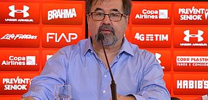 Marco Aurélio Cunha explica saída da CBF e almeja presidência do São Paulo