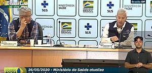 Brasil tem 77 mortes e 2.915 casos confirmados de novo coronavírus, diz MS