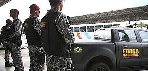 Moro autoriza envio de Força Nacional de Segurança Pública para o Ceará