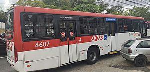 Em protesto, rodoviários atrasam saídas de ônibus de garagem da Real Alagoas