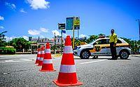 Nesta segunda-feira (02), com a volta à normalidade, agentes de trânsito estarão no local orientando os motoristas