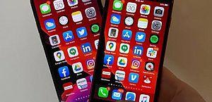 Spotify, Pinterest e Nubank apresentam problemas no iPhone nesta sexta
