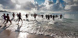 Inscrições abertas para a terceira etapa do Campeonato Alagoano de Triathlon