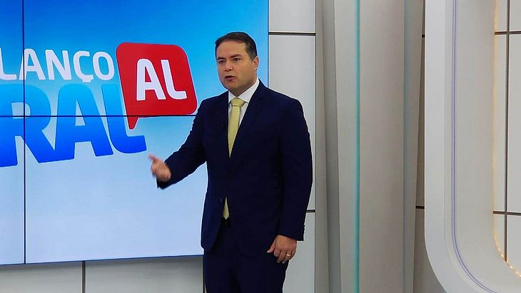 Renan Filho concedeu entrevista exclusiva no programa Balanço Geral da TV Pajuçara