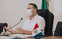 Governador anuncia hoje à tarde novas medidas para o combate à Covid em AL