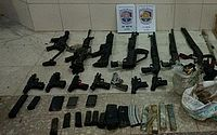 PM prende quadrilha com 15 armas em Cabo de Santo Agostinho
