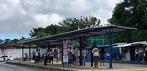 Mudanças serão implementadas em todas as linhas que passam pelo Terminal da Colina.