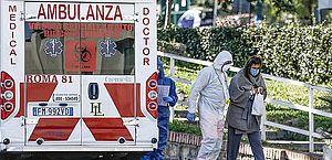 Itália tem 743 mortes por coronavírus em um dia e total vai a 6.820