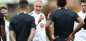 CBF divulga programação da seleção brasileira para as eliminatórias