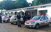 Acusados estão sendo levados para Central de Arapiraca