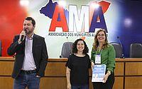Seminário da AMA e CNM qualifica técnicos para alternativas na Rede de Amparo Social
