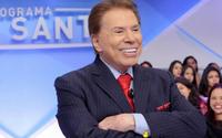 Em retorno à TV, Silvio Santos aparece 'diferente' e brinca com Faustão na Band