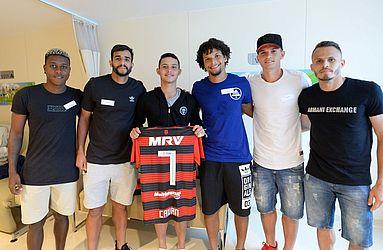 Divulgação / Flamengo / Twitter