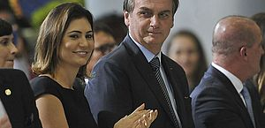 Primeira-dama Michelle Bolsonaro anuncia que testou negativo para covid-19