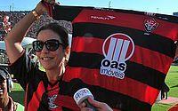 Ivete Sangalo é torcedora declarada do Vitória