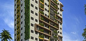 Plataforma Engenharia aposta no bem-estar e lança 1º edifício com tecnologia Green em Maceió