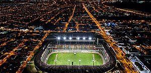 Estádio Rei Pelé atende 100% das exigências da CBF para os jogos da série A, diz Selaj
