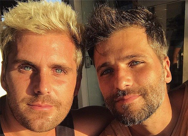 Thiago Gagliasso e Bruno Gagliasso