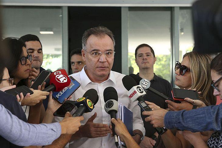 O relator da reforma, o deputado Samuel Moreira (PSDB-SP)